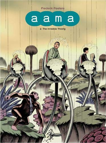 aama: 2. The Invisible Throng PDF