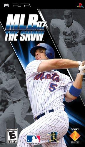 MLB 07: The Show - Sony PSP ()