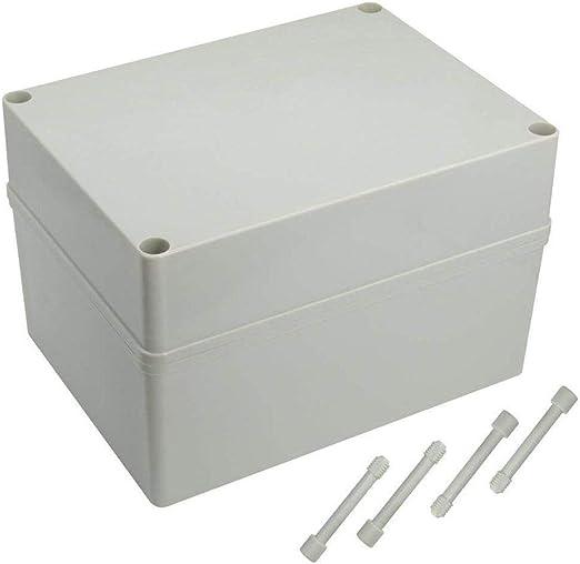 mbition Caja de Conexiones IP66 Impermeable Master Plug Exterior a ...