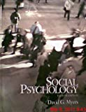 Social Psychology, Myers, David G., 0070442924