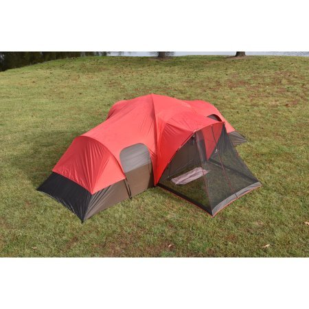 Ozark WT172115 Trail 10-Person Family Tent