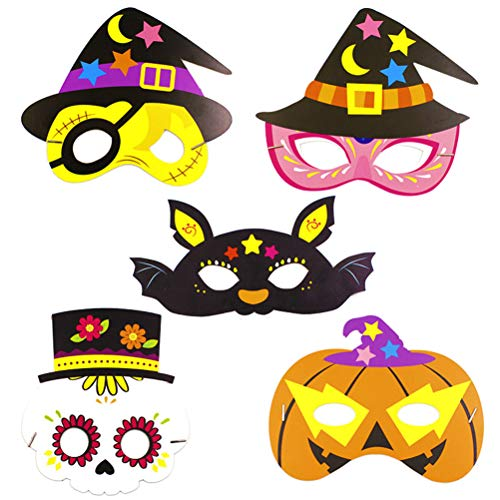 Zoo Party Dress Costume Prop Kids Cosplay Halloween Animal Head Masks Practical