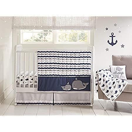 51JFDIbiQsL._SS450_ Nautical Crib Bedding and Beach Crib Bedding