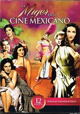 Amazoncom La Mujer En El Cine Mexicano 12 Peliculas Perdida