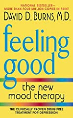 """The good news is that anxiety, guilt, pessimism, procrastination, low self-esteem, and other """"black holes"""" of depression can be cured without drugs. In Feeling Good, eminent psychiatrist, David D. Burns, M.D., outlines the remarkable, scientifically ..."""