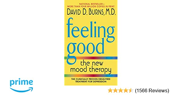 Feeling Good The New Mood Therapy David D Burns 8580001040905