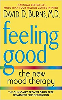 picture of the feeling good the new mood therapy book
