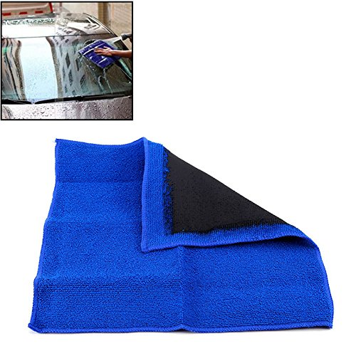 NPLE--Clay Bar Microfibre Mitt Car Cloth Towel Detailing Cleaning Cloth Easy to Use
