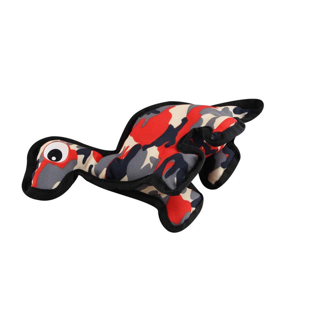 RainbowBeauty 1 PC Duradero Perro Juguete chillón Pet Puppy no tóxico Formación Morder en Forma de Dinosaurio Juguetes Peluche Juguete para Puppy Small Medium Dog Animales(Dinosaurio Forma): Amazon.es: Productos para mascotas
