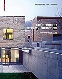 Architecture et efficacité énergétique (French Edition)