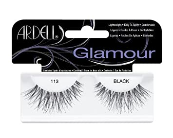 b0839c19260 Ardell Fashion Lashes Pair - 113 (Pack of 4) by American International  Industries [Beauty]: Amazon.co.uk: Beauty