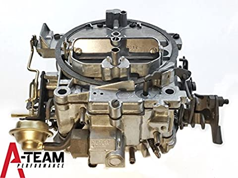 A-Team Performance 1902R - Remanufactured Rochester Quadrajet Carburetor 750 CFM- 4MV - 1974-1978 GM/CHEVY - Performance Brushless System