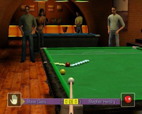 World Snooker Championship-(Ps2): Amazon.es: Videojuegos