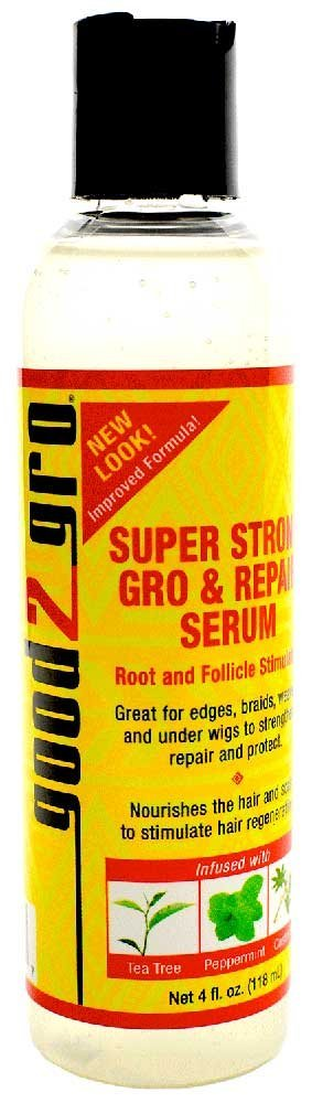 Good2Gro Edge Control - Smoothes and Controls Unruly Edges; Locks-In Styles; Non Greasy; No Flake, Tack or Itch; Adds Moisture and Shine 4 oz. by Good2Gro (Image #7)