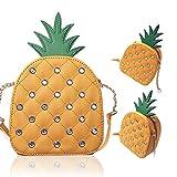 Pineapple Crossbody Bag, Persh