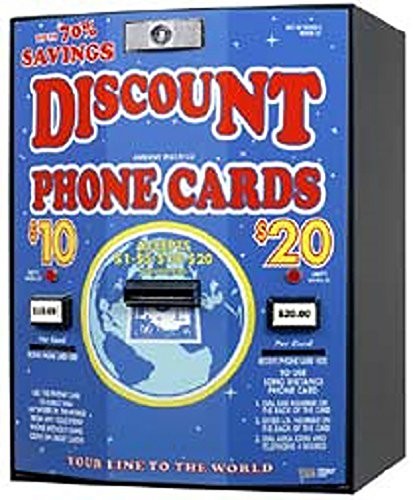 (American Changer - AC502 Phone Card Vending)