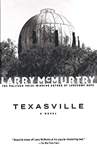 Paperback TEXASVILLE : A Novel Book
