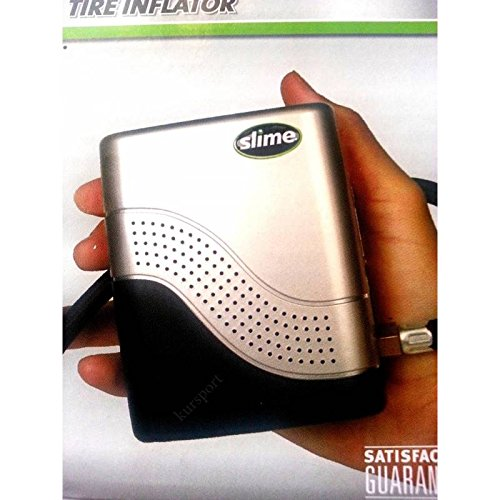 Compresor de aire SLIME 12V reparacion pinchazos: Amazon.es: Coche y moto