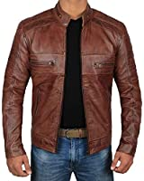 ZhaoDe Men's Casual Winter Cotton Military...