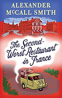 Book Cover: The Second-Worst Restaurant in France: A Paul Stuart Novel