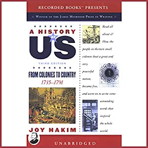 From Colonies to Country Audiobook