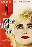 Who's That Girl DVD