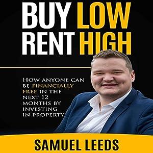 Buy Low Rent High Audiobook