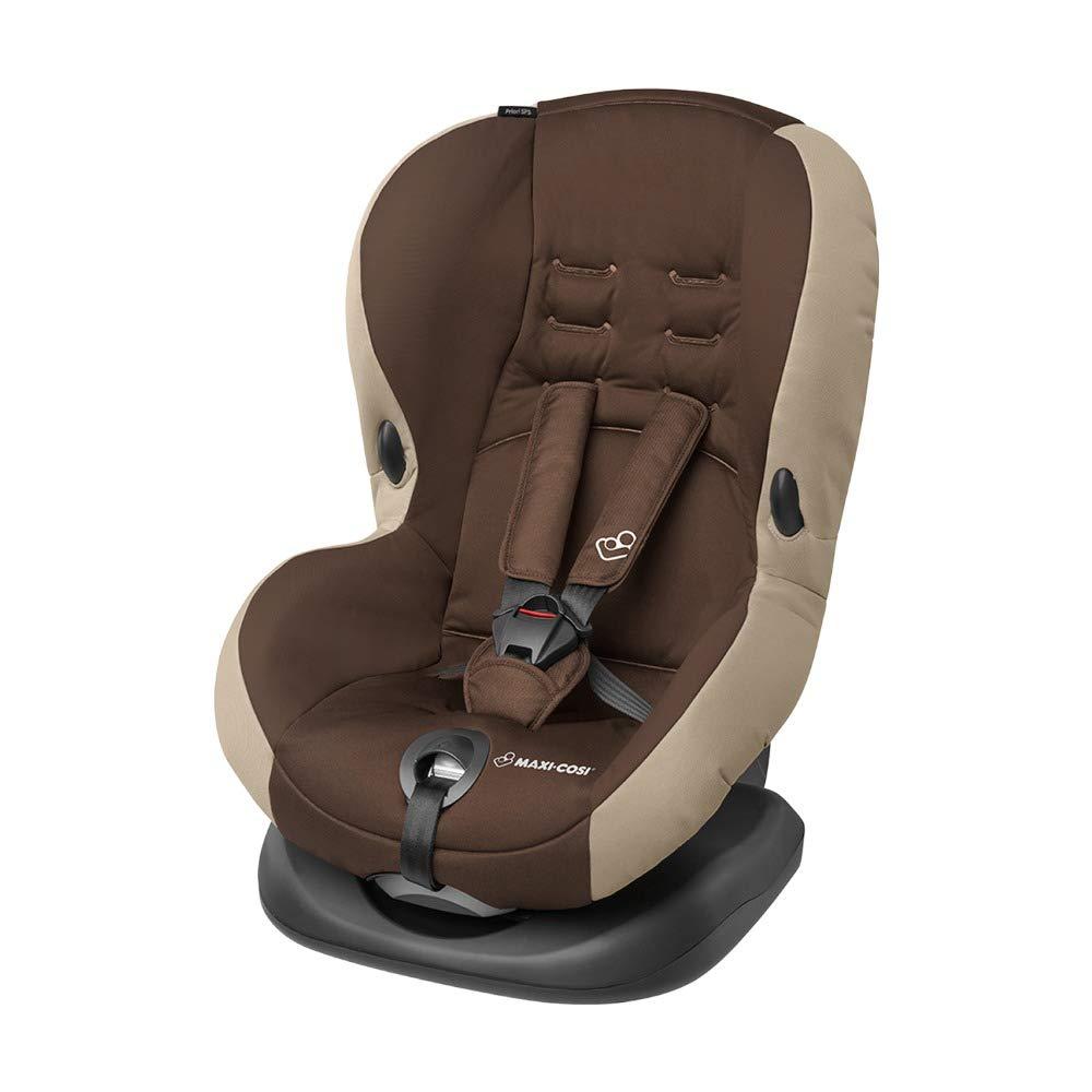 Basic Black schwarz 9-18 kg nutzbar ab 9 Monate bis 4 Jahre Maxi-Cosi Priori SPS Gruppe 1 Kindersitz mit optimalen Seitenaufprallschutz und 4 Sitz- und Ruhepositionen