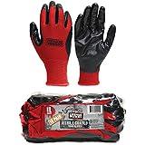 Grease Monkey Nitrile Gloves 10 pack