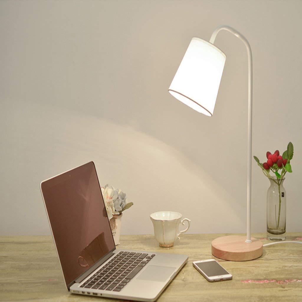 Eeayyygch Augen-Sorgfalt-Studenten-einfache Moderne Schlafsaal-Schreibtische Lernen, Ideen-Tischlampe zu lösen (Farbe   -, Größe   -)