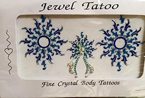Vajazzle Mama Pezón Set tatuajes por definiciones con cristales de ...