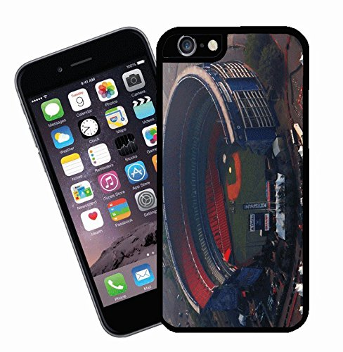 New York Mets Baseball Stadium NY - This cover will fit Apple model iPhone 7 (not 7 plus) - By Eclipse Gift Ideas