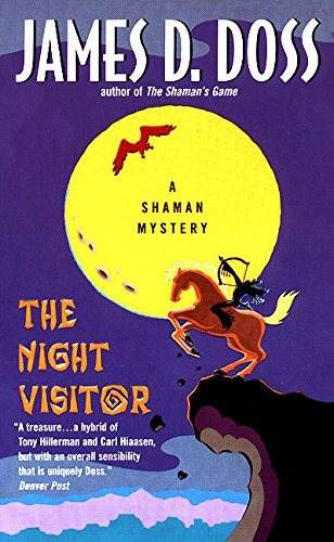 Download The Night Visitor (Shaman Mysteries) PDF