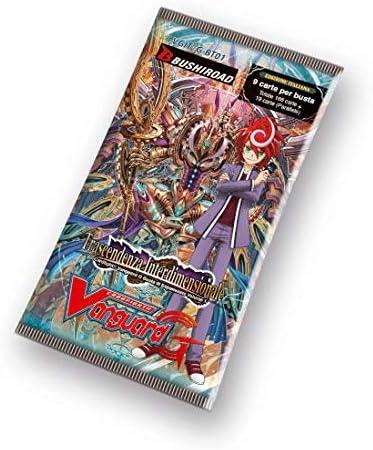 Oriental Wave Cardfight VanguardSet G01 Trascendenza Interdimensionale Busta 9 Carte