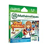 Leapfrog Learning Game: Cooking! Recipes on The Road French Language (French Version)