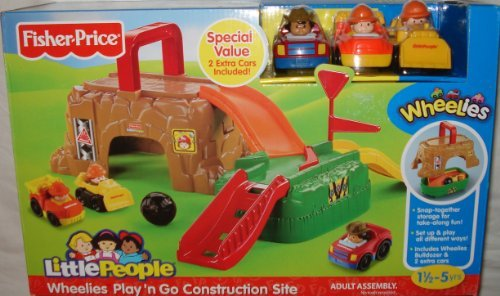 fisher price construction - 4