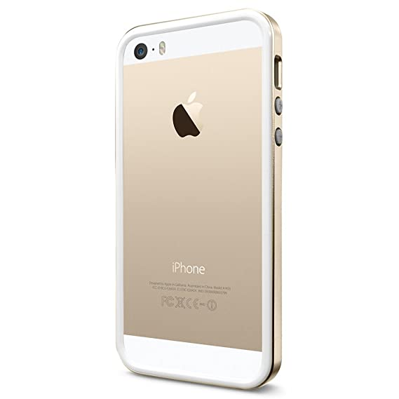 on sale b9729 795d3 Amazon.com: Spigen Neo Hybrid EX Designed for Slim iPhone 5S Case ...