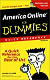 America Online for Dummies, Jennifer Kaufeld, 0764507907