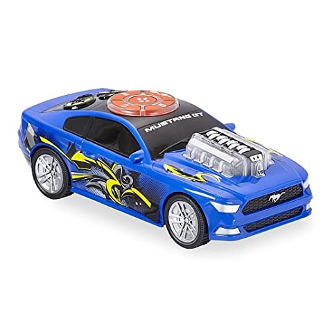 Amazoncom Fast Lane Jump Starters Vehicle Ford Mustang Toys Games