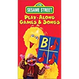 Sesame Street - Play Along Games