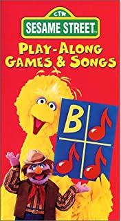 Amazon com: Sesame Street - Getting Ready to Read [VHS