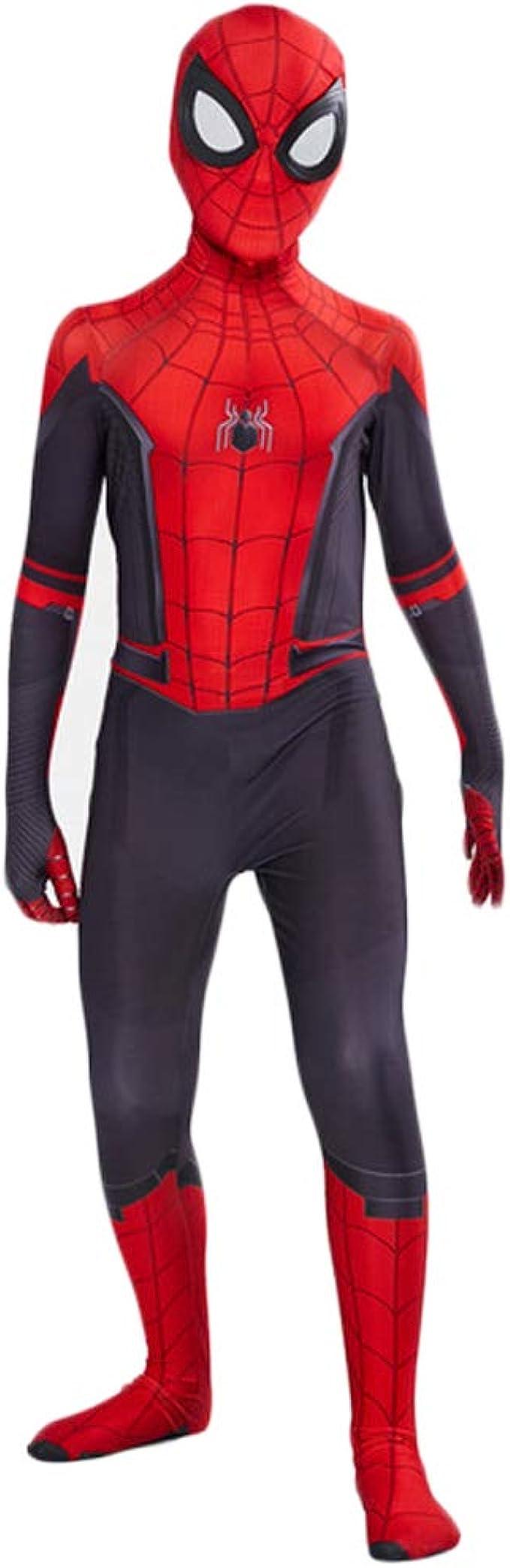 Da Mai Kids Lycra Superhero Suits Halloween ... - Amazon.com