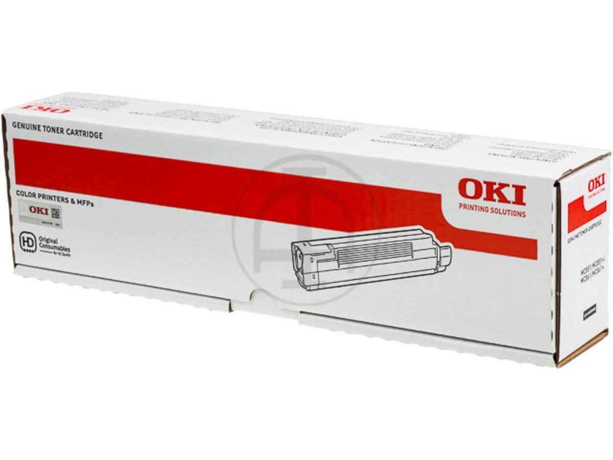 OKI original - OKI MC 861 CDTN plus (44059168) - Toner schwarz - 7.000 Seiten