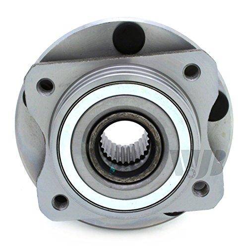 WJB WA513123 - Front Wheel Hub Bearing Assembly - Cross Reference: Timken 513123 / Moog 513123 / SKF BR930215