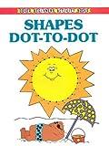 Shapes Dot-to-Dot, Barbara Soloff Levy, 0486413098
