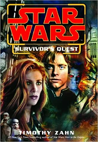 Book Star Wars: Survivor's Quest