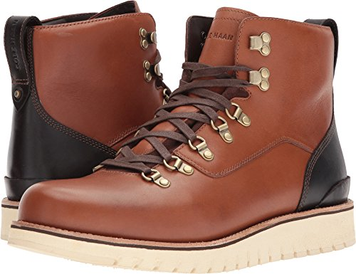 Cole Haan Men's Grandexplore Hiker WP Hiking Boot, Tan/Shopping Bag Wp, 12 Medium US