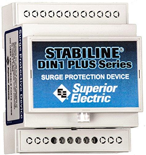 STABILINE DIN1P-20-24-1G-30 AC/DC Surge Protective Device...