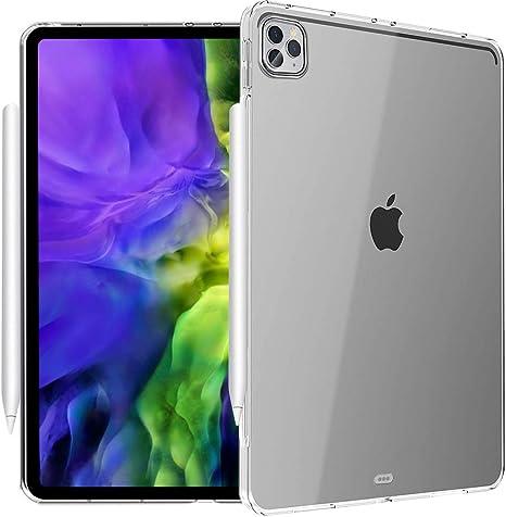 Amazon.com: HBorna Clear Case for iPad Pro 11 2020 & 2018, Soft
