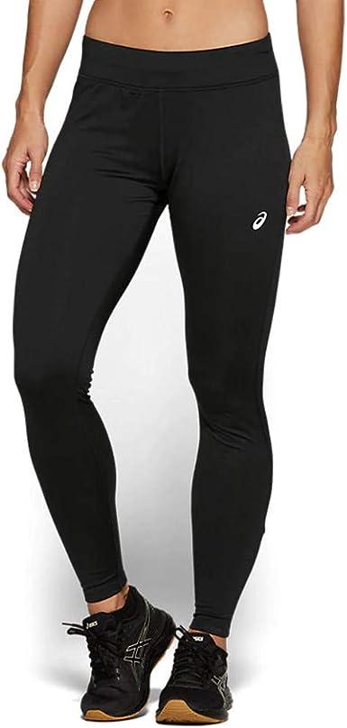 La Iglesia cascada Conciliar  ASICS Sport Winter Women's Running Tights - X Large Black: Amazon.co.uk:  Clothing